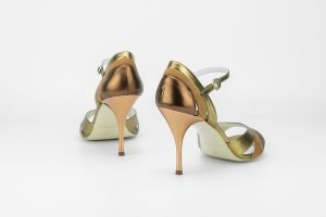 Moneda de Cobre - Tango Shoes for Women