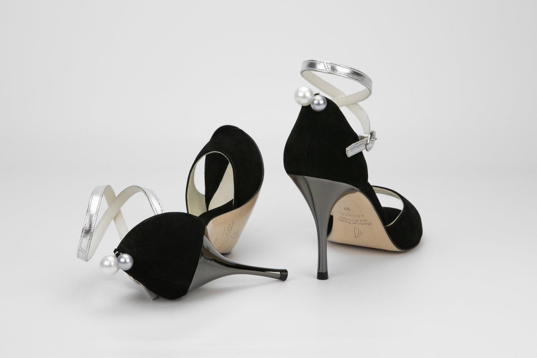 Perla Negra - Zapatos de Tango para Mujer