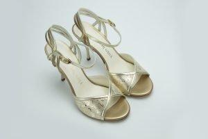 Yacaré (abierto) - Zapatos de Tango para Mujer