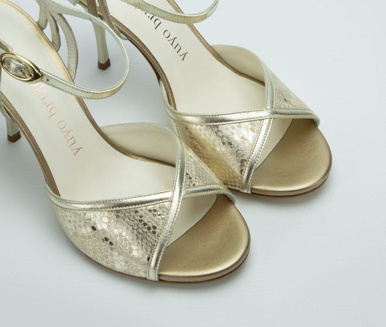 Yacare Abierto - Yuyo Brujo Tango Shoes