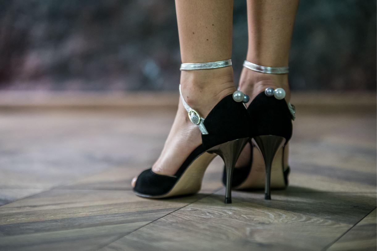 Perla Negra Dance Shoes Style - Yuyo Brujo