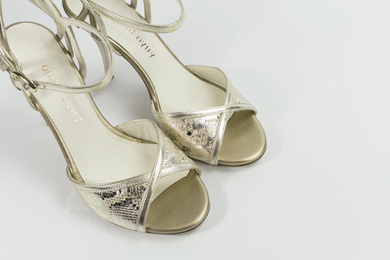Yacaré (aperto) - Scarpe da Tango per Donna