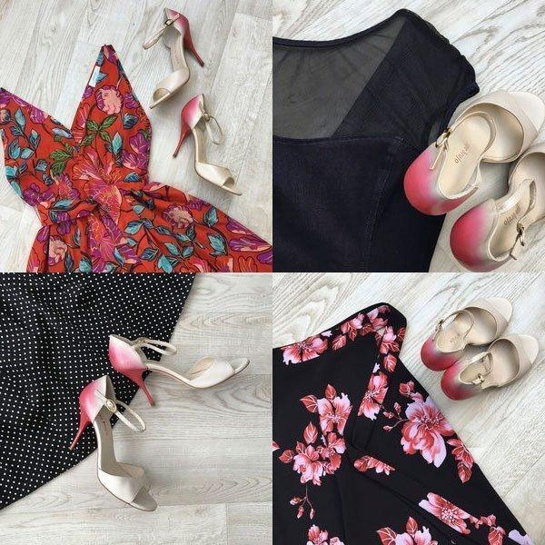 Tinta Roja - Tango Shoes - Yuyo Brujo