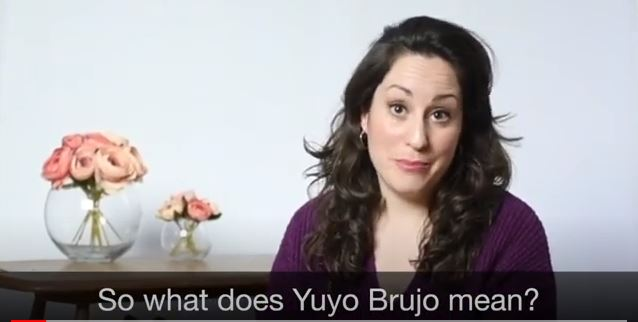 Video - What Does Yuyo Brujo Mean