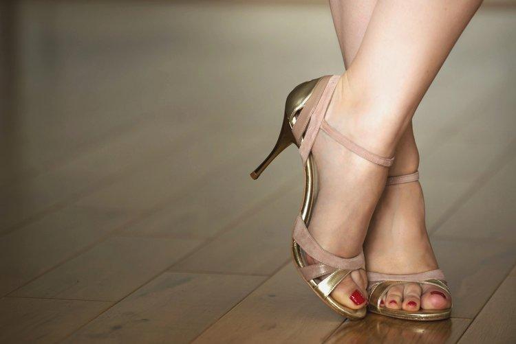 Yuyo Brujo - Scarpe da tango per donna